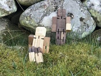 leksaker barn trä
