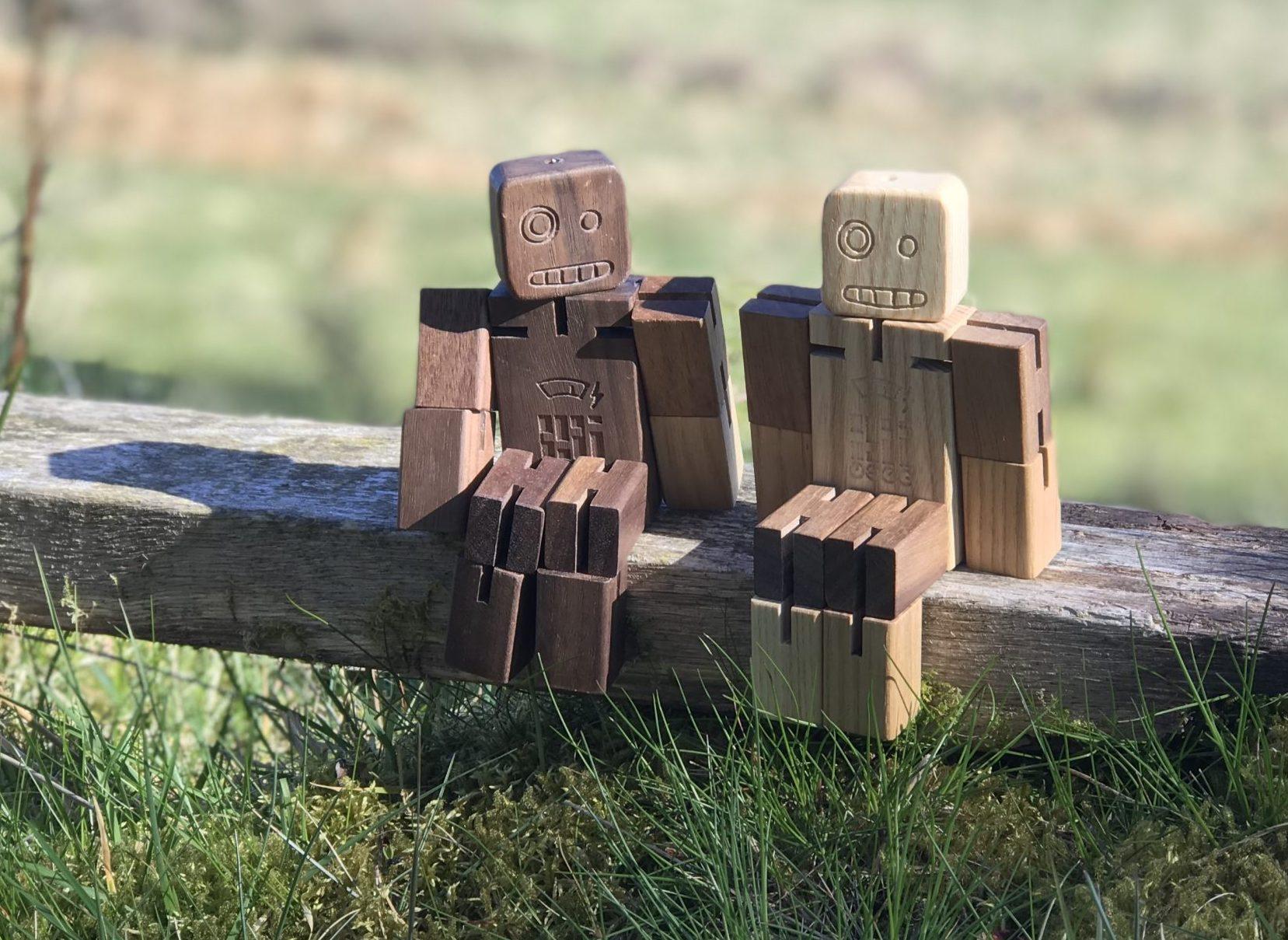 Leksak i trä