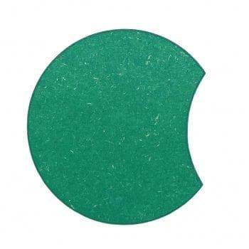 magnetisk Knivhållare i grönt