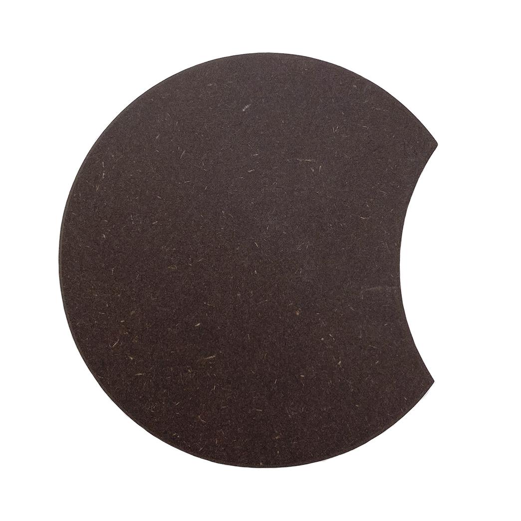 magnetisk knivlist brun
